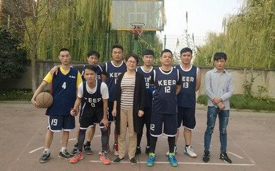 2017年度科尔职工篮球赛圆满结束